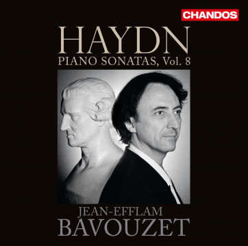 Haydn Bavouzet vol. 8 Chandos