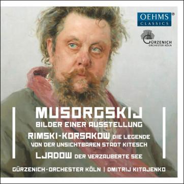Moussorgski, Rimski-Korsakov, Liadov - Dmitri Kitaenko