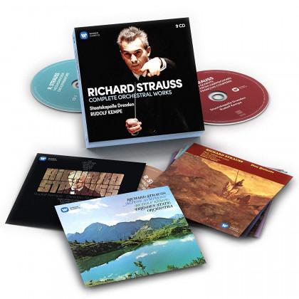 Richard Strauss_Rudolf Kempe_Staatskapelle de Dresde
