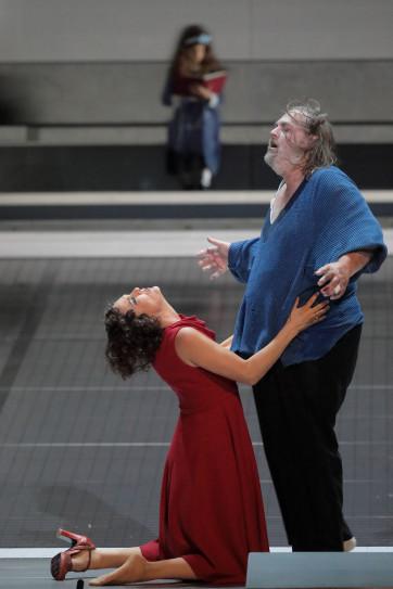 Mémorable Salome par Warlikowski et Petrenko à Munich