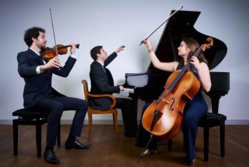 Premiers échos de l'Été mosan avec Florian Noack et le Trio Metral