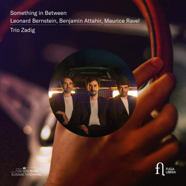 Trio Zadig - Bernstein, Attahir, Ravel