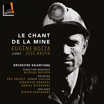 chant de la mine bozza
