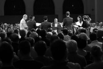 Grand cru vocal et choral au Festival de Wallonie à Namur