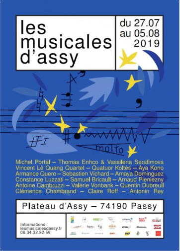 musicales d assy 2019