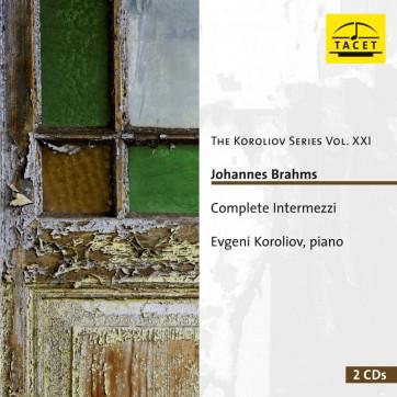 Brahms intermezzi Koroliov Tacet