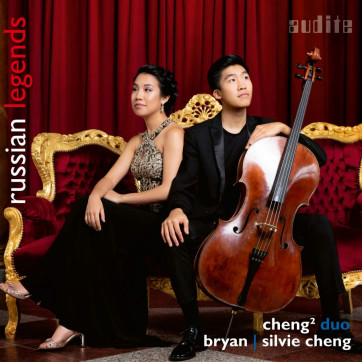 Cheng² Duo - Audite - Chostakovitch etc.