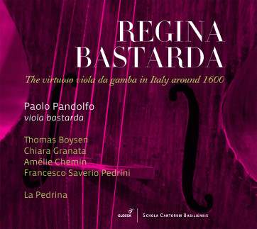 Glossa - viola bastarda - Paolo Pandolfo