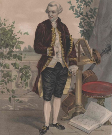Haydn-Portrait