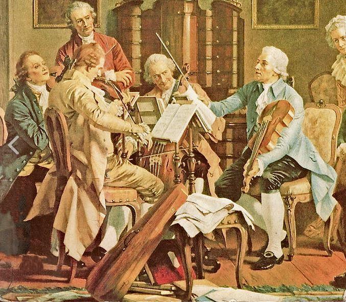 Haydn_quatuor