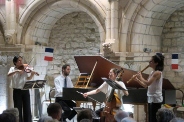 Les Timbres proposent un tournoi musical à Simiane-la-Rotonde