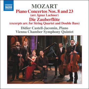 Mozart - Castell-Jacomin