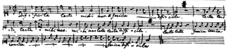 Mozart_MsOfDifficileLectu (facsimile de Gottfried weber)