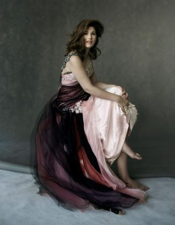 Nicole Car, sur la route de Verdi