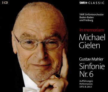 Mahler 6 Gielen SWR Classic