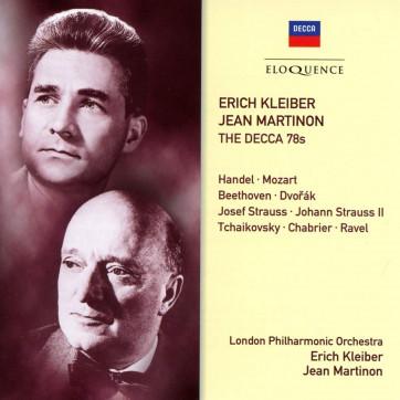Kleiber Martinon Decca Eloquence