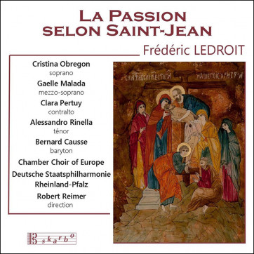 La Passion selon saint Jean_Ledroit