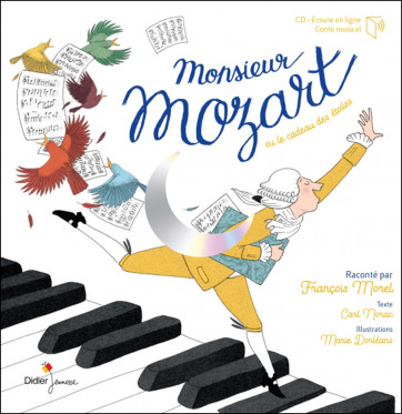 Monsieur Mozart_Morel_Didier jeunesse