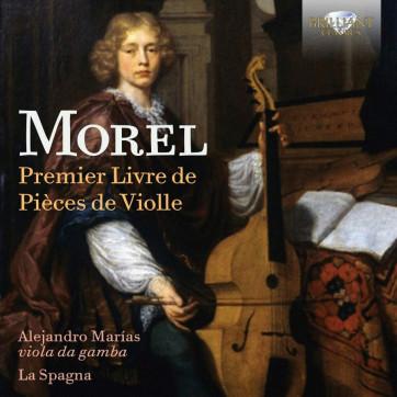 Morel_Alejandro Marías_Brilliant Classics