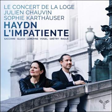 Sophie Karthäuser_Le Concert de la Loge_Julien Chauvin_Haydn