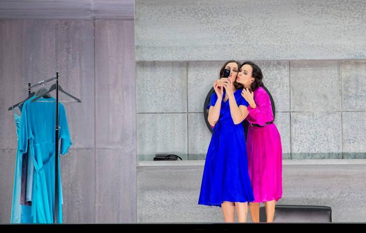 Oper Zürich - Così fan tutte - 2018/19 © Monika Rittershaus