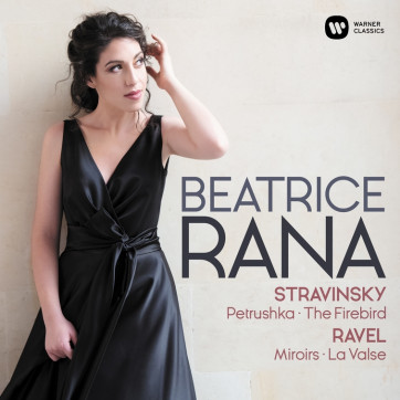 Beatrice Rana Ravel Warner