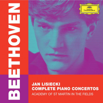 Beethoven_Complete Piano Concertos_Jan Lisiecki_Academy of St Martin in the Fields