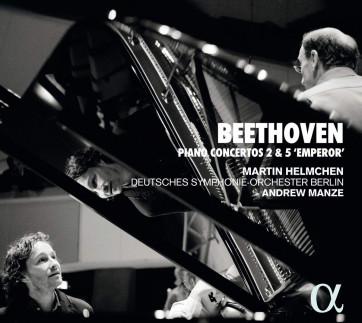 Beethoven_Martin Helmchen_Deutsches Symphonie-Orchester Berlin, Andrew Manze