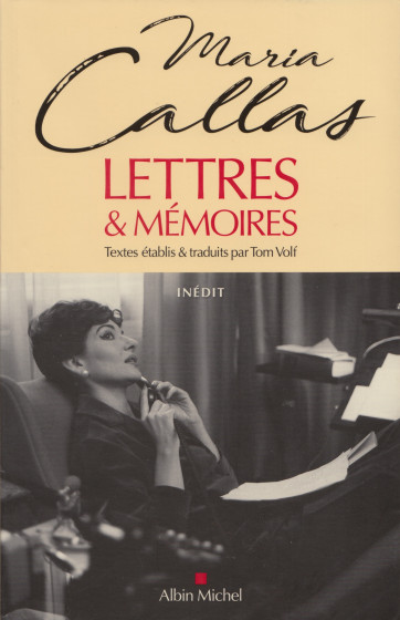 Callas:Lettres