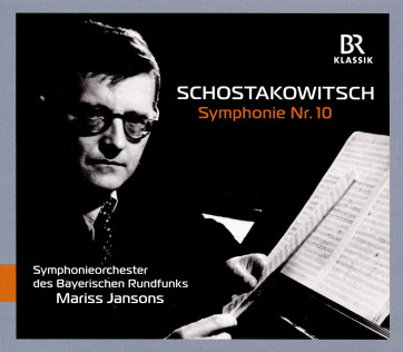 Chostakovitch 10 jansons