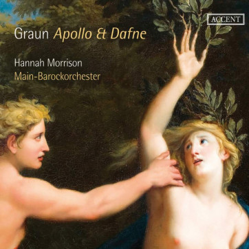 Graun, Apollo & Dafne, Hannah Morrison, Main-Barockorchester