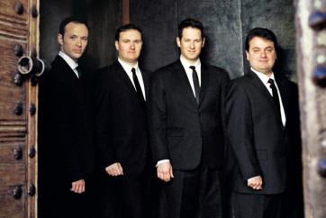 Quatuor Jerusalem cc Felix Broede