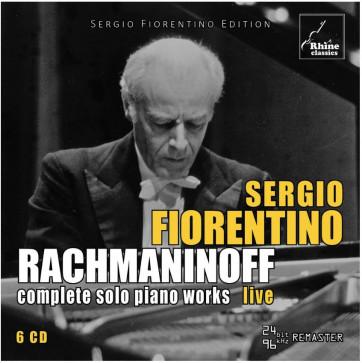 Sergio Fiorentino_Sergueï Rachmaninov_Rhine Classics