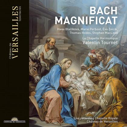 Bach Magnificat_La Chapelle Harmonique_Château de Versailles