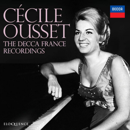 Cecile Ousset - The Decca France Recordings_Eloquence