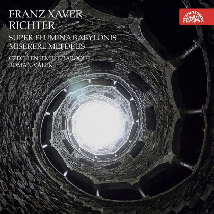 Franz Xaver Richter_Super flumina Babylonis_Miserere_Supraphon