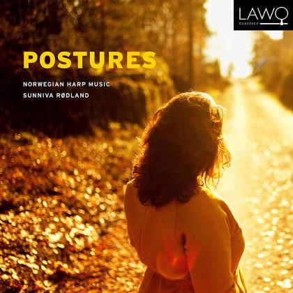 Postures_Norwegian Harp Music_Lawo