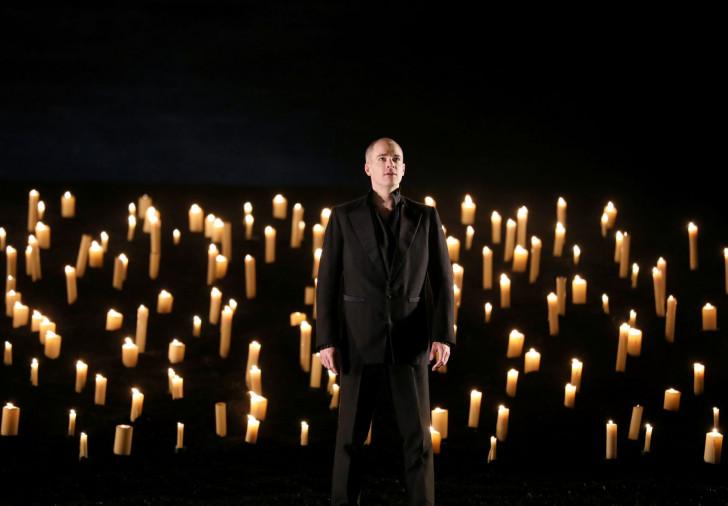 10b - Christopher Ainstie (David) - Saul - Théâtre du Châtelet (c)Patrick Berger-2