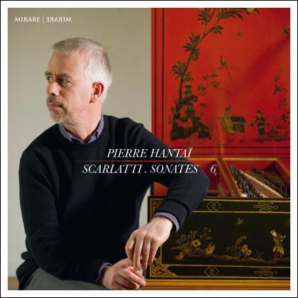 Domenico Scarlatti_Pierre Hantaï