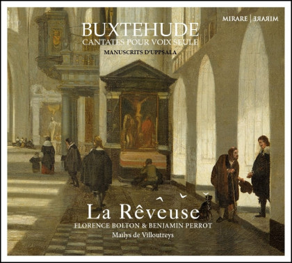 Ensemble La Rêveuse_Buxtehude_Mirare