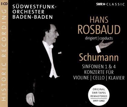 Hans Rosbaud_Robert Schumann_SWR Music