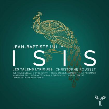 Isis_Rousset_Les Talens lyriques