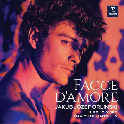 Jakub Józef Orliński_Facce d'amore_Erato