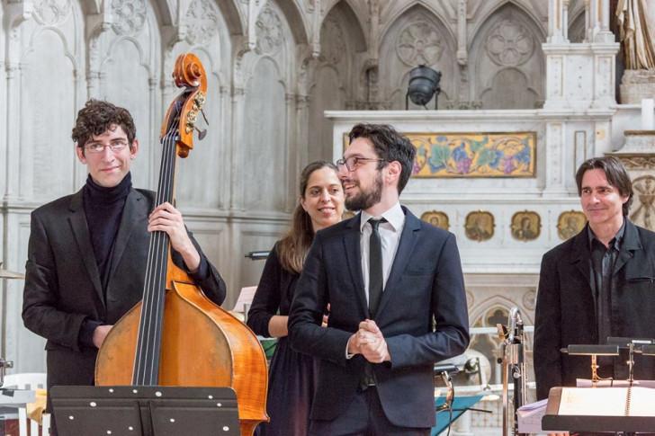 Jean-François Tourniquet, avec Ensemble Musica Nigella
