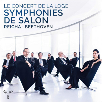 Le Concert de la Loge_Julien Chauvin_Beethoven_Reicha