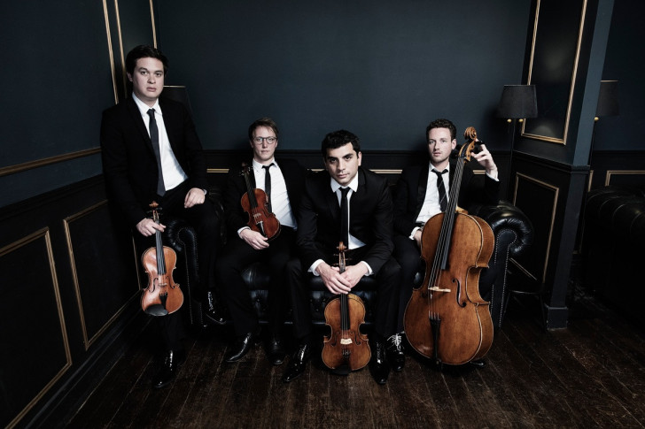 Quatuor-Van-Kuijk-by-Nikolaj-Lund