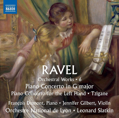 Ravel_François Dumont_Slatkin_Naxos