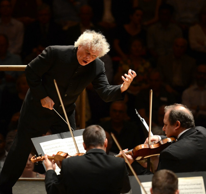 Sir-Simon-Rattle-by-Mark-Allen
