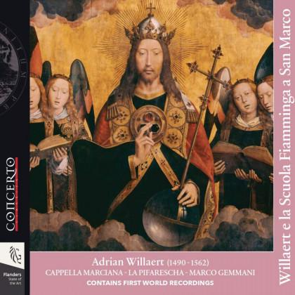 Willaert e la Scuola Fiamminga a San Marco_Cappella Marciana_Marco Gemmani_Concerto Classics