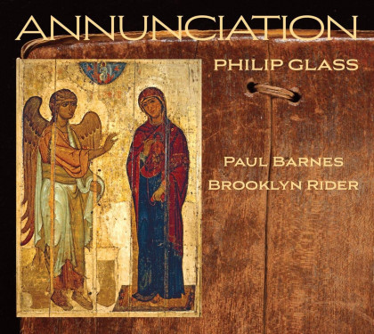 glass annunciation orange mountain classic